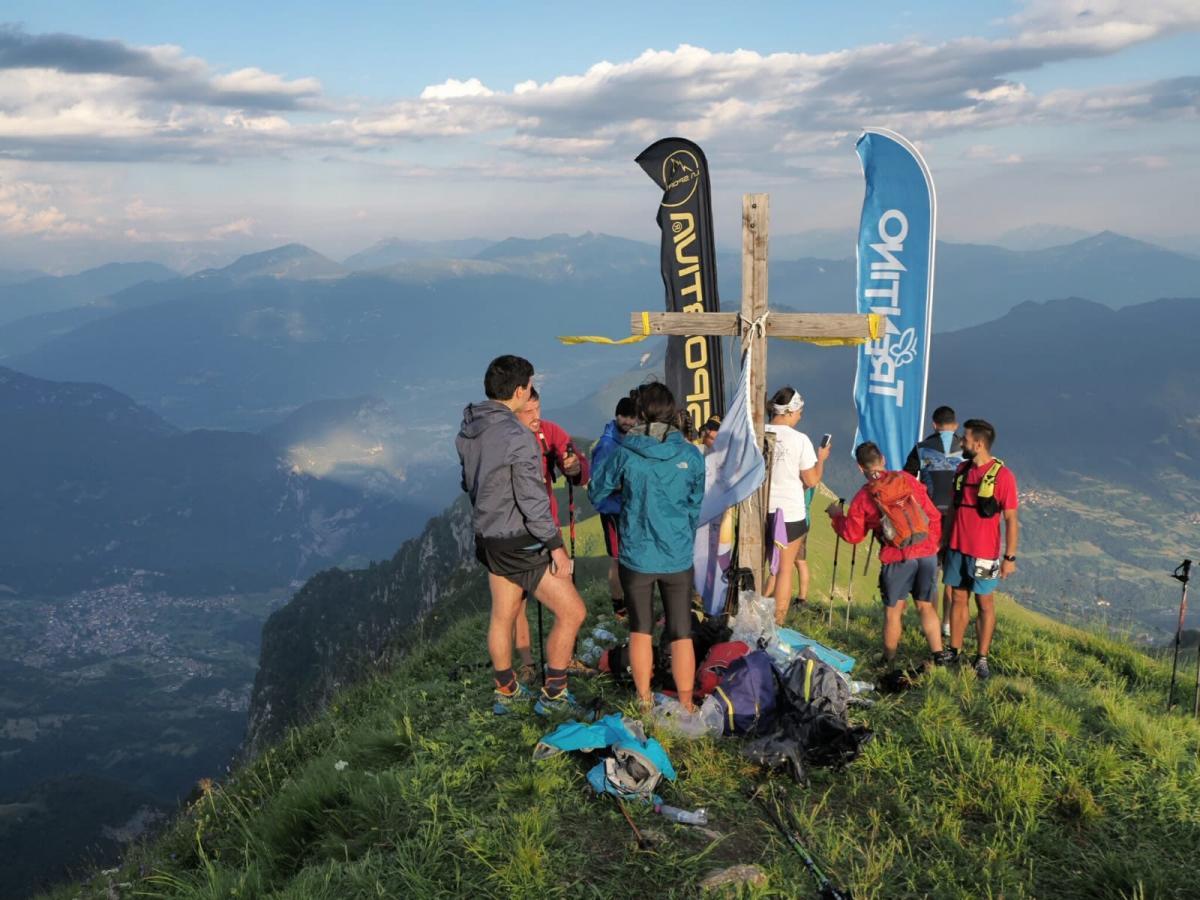 Facchini da record alla Valandro Vertical Race Al femminile tris di Corinna Ghirardi