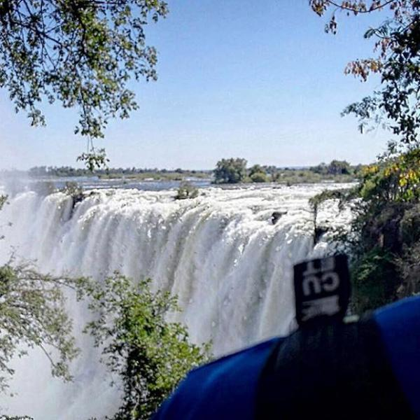 CUET goes to Victoria Falls